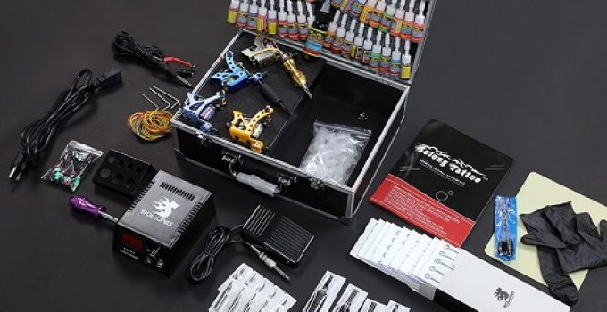 The Latest Complete Solong Tattoo Kit Review in 2021