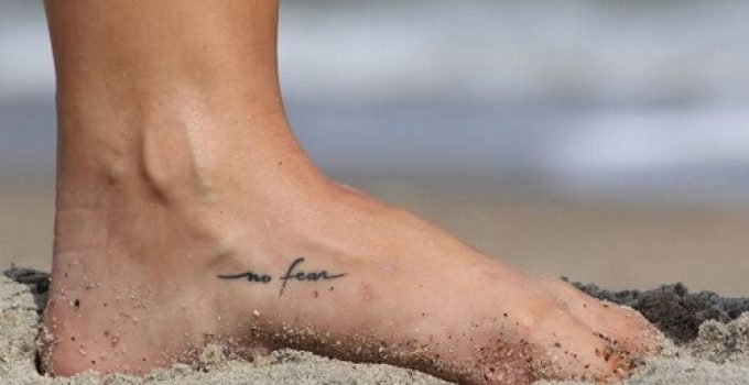 How Long After Tattoo Can You Swim – Everything You Need To Know