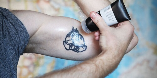 Use-Lotion-For-New-Tattoo