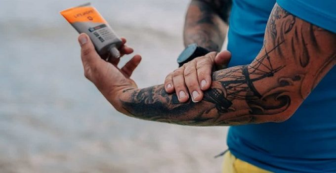 How To Protect New Tattoo From Sun: A Guide For Dummies