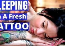How To Sleep With A New Tattoo – The Precise Answer For You