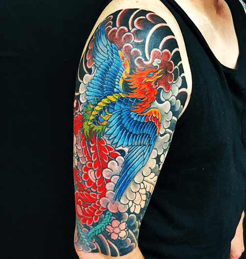 japanese-phoenix-tattoo-1