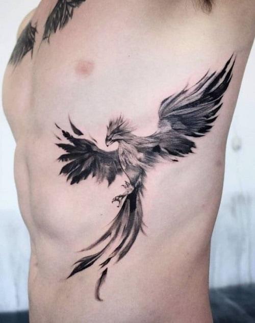 phoenix-tattoo-for-man
