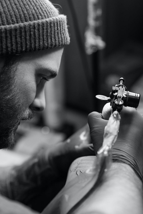 Tattoo-Machine-Work