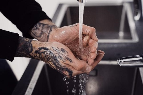 Washing-your-hands