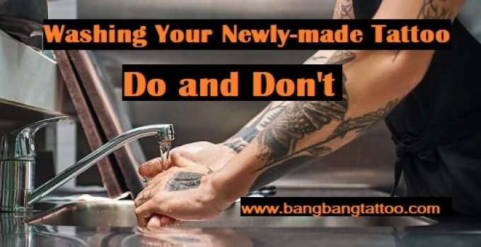 How Many Times A Day Should I Wash My Tattoo?