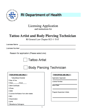 tattoo-licensing-documents