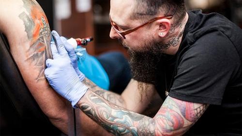 Tattooing-on-moles