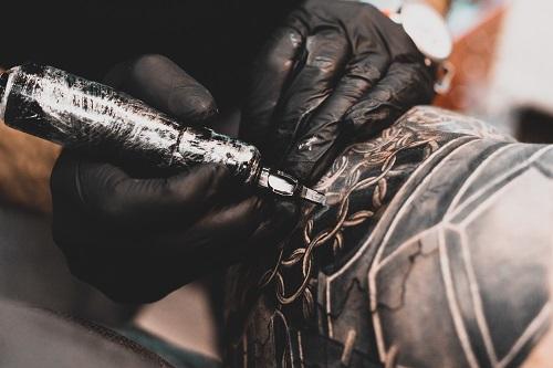 Tattoo-needle